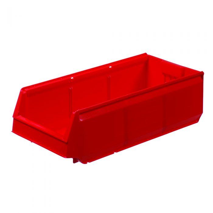 9069.000.215-Forrådsbakke-rød-500x230x150-mm