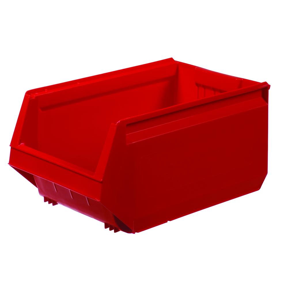 9072.000.215-Forrådsbakke-rød-500x310x250-mm