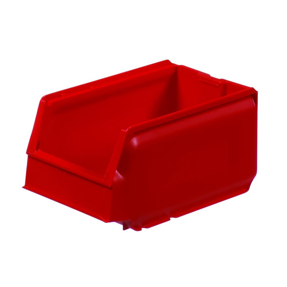 9074.000.215-Forrådsbakke-rød-250x148x130-mm
