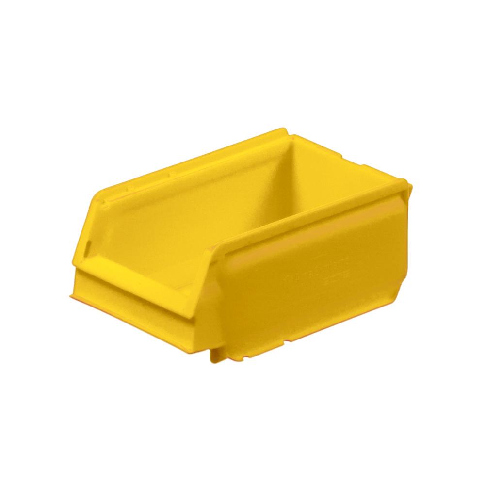 9075.000.316-Forrådsbakke-gul-170x105x75-mm