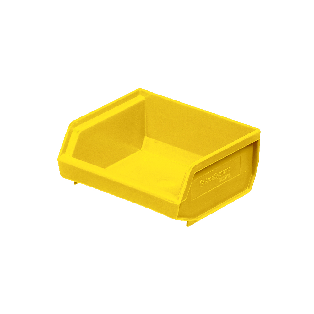 9076.000.316-Forrådsbakke-gul-96x105x45-mm
