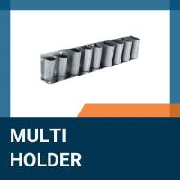 Multiholder til værktøj