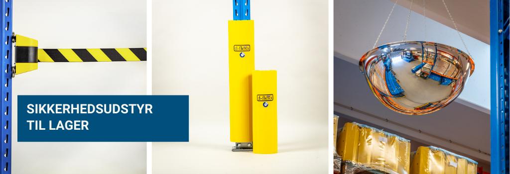 Thanex Stålreol Lagersystem i galvaniseret stål fås nu i webshoppen til kampagnepris