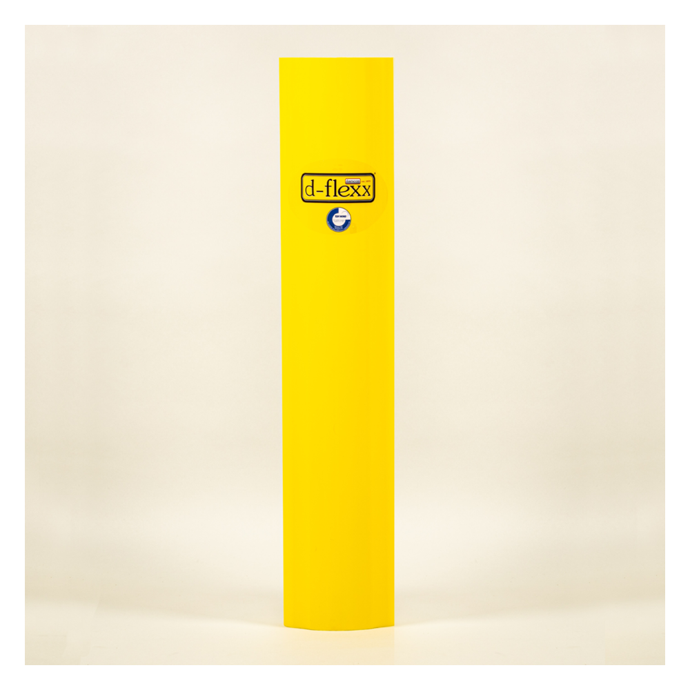 Stolpe beskytter 600 mm. Pallereol tilbehør. Stigebensbeskytter.