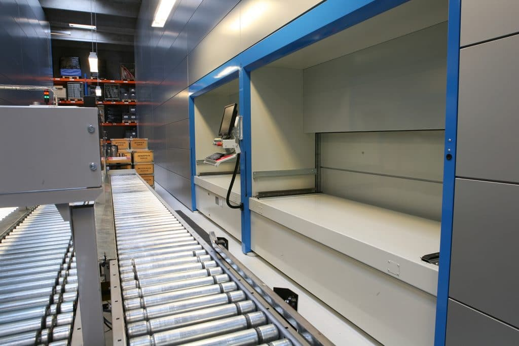 Unico kranautomat åbning