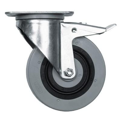 X135604 - Kombihjul drejelige sort-grå