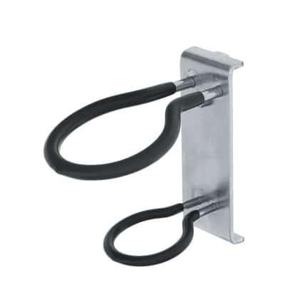 X206516 - Ringholder skrå dobbelt 27B ISO-40, 43 mm